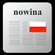Nowina - Polskie gazety by Ziguie Apps