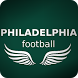 Philadelphia Football: Eagles by Naapps Sports