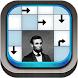Arrow Crossword Light by Benchuk