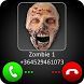 Fake Call Zombie Prank by Joke Apps And Games