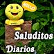 Bonitos saludos diarios by lizanoapps