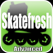 Skate Lessons Advanced-1 by Asha Kirkby