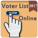 Voter List 2017 Online Status by Hindi Apps Store