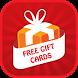 Free Gift Card Generator by lukhagiri