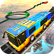 Impossible Sky Bus Driving Simulator Tracks by Tech 3D Games Studios