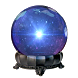 Mystical Crystal Ball by Umesh Kumar