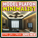 Model Plafon Minimalist by YanMedia