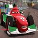 enigma race car toon world by Nisa Monica