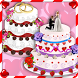 Rose Wedding Cake Maker Games by Fizizi