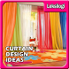 100 ++ Curtain Design Ideas by leksilogi