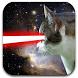 Laser Cat by Digital Oppression