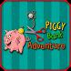 Cut Piggy Cut Rope Games by OMG Funny Games