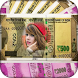 Indian New Currency PhotoFrame by J Clark App