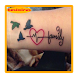 Custom Temporary Tattoos by Kasimirus
