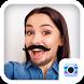 Beard Face Camera- Beard Photo Editor&Sticker by Snap Camera