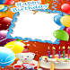 Birthday Photo Maker by GoldGayo