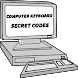 Computer Keyboard Secret Codes