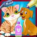 Pets Wash Salon Girls Games by Purple Studio