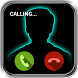 Girl friend fake voice call by apptab