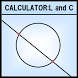Coordinates calculation l & c by cadtec