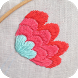 Embroidery Stitch Tutorial by Bagosoi