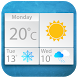 3 Day Weather & Clock Widget by