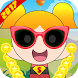 Super Power Girl Run Game by ANASMC Dev