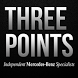 Three Points by Mynt Apps