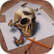 Draw 3D Free by Learn Drawings 3D