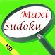 Maxi Sudoku by 3BridgesMedia