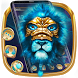 Golden Mask Lion Theme