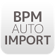 BPM auto import by App Your Service