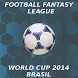 Football Fantasy WorldCup 2014 by Praveen Devarao & Shashank Vagarali
