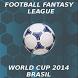 Football Fantasy WorldCup 2014 by Praveen Devarao & Shashank Vagarali