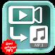 تحويل الفيديوهات إلى MP3 محترف by Queen apps