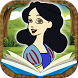 Tale of Snow White by Classic fairy tales Interactive book for kids