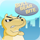 Bull-Bear-Bite by Chananut Patprecha