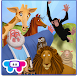 Noah's Ark: Bible Story Book by TabTale