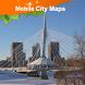 Winnipeg Street Map by Dubbele.com