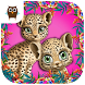 Baby Jungle Animal Hair Salon by TutoTOONS