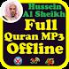 Hussain Al Sheikh Full Quran MP3 Offline by Abyadapps