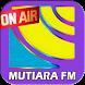 Mutiara FM Malaysia radio by App Bank