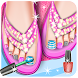 Toe Nail Salon by bxapps Studio