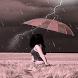 Rain Beauty Girl LWP by Daksh Apps