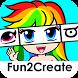 Fun2Create: Design Yourself