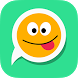 Chat for Kids Only! No words! by Gadget Software Development and Research LLC.