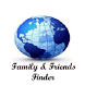 family & friends finder by Adcom
