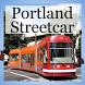Portland Streetcar by Thupten Choephel
