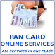 Pan Card all Online Services by Red Green Apple
