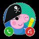 Call From Pepa Pig Prank